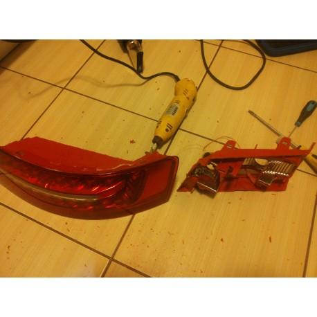 Reparatie stop A6 2010