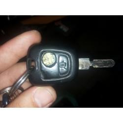 Reparatie cheie Citroen C1