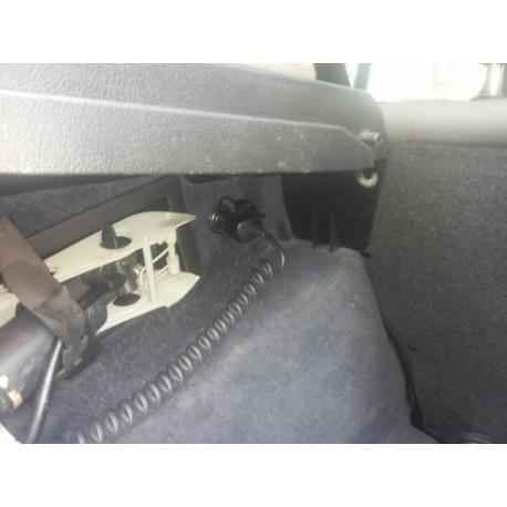 Montare priza portbagaj Opel Astra G