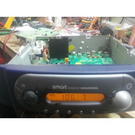 Decodare/cosmetizare radio Grunding Smart