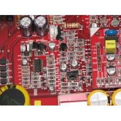 Reparatii amplificatoare auto