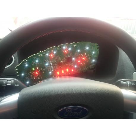 Reparatie instrumente bord Ford Focus V2