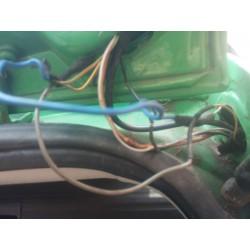 Reparatie instalatie electrica hayon VW POLO
