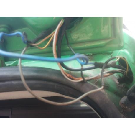Reparatie instalatie hayon VW POLO