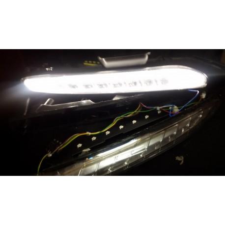Reparatie lampa DRL PORSCHE CAYENNE