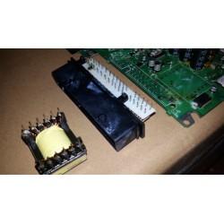 Reparatie amplificator BOSE inundat AUDI Q7