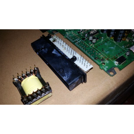 Reparatie amplificator inundat AUDI Q7