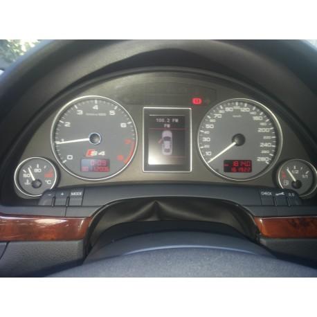 Reparatie ceasuri de bord AUDI S4
