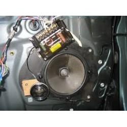 Montare difuzoare auto