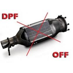 DPF off - anulare filtru particule