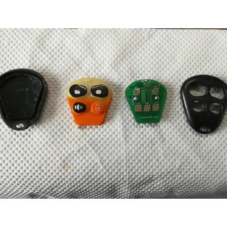 Reparatie telecomanda alarma auto MATRIX