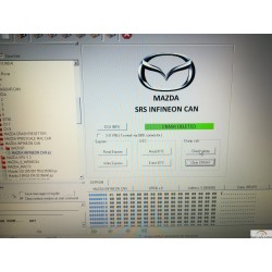 Crash data airbag MAZDA CX-5 KR3257K30