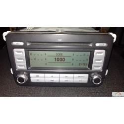 Decodare RCD300 MP3 GRUNDIG VAG