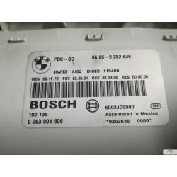 Reparatie modul senzori parcare BMW X1 E84
