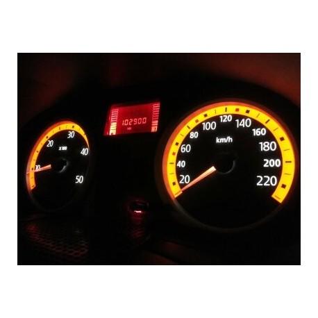 Led tuning Renault Clio II