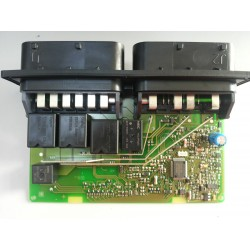 Reparatie modul comanda ventilatoare Astra G