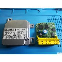 Crash data Dacia Logan 0285001650 8200307188