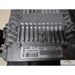 Clonare ECU PEUGEOT 407 5WS40167G-T SID803