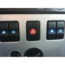 Iluminare led butoane Dacia Logan