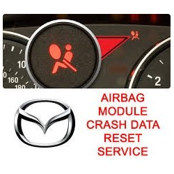 Rescriere calculator airbag Mazda 6