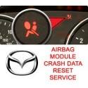 Rescriere calculator airbag Mazda 6