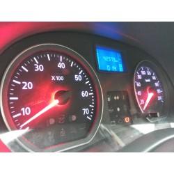 Modificare leduri ceasuri bord Dacia Logan