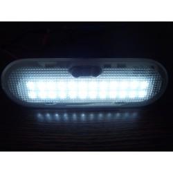 Plafoniere modificate cu LED-uri