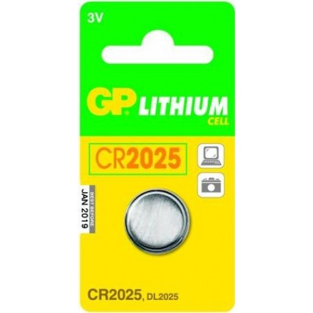 Baterie CR 2025