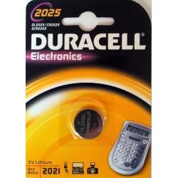 Baterie Duracell CR2025