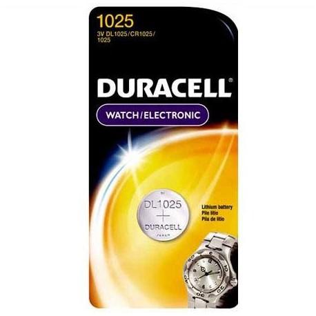 Baterie Duracell CR1025